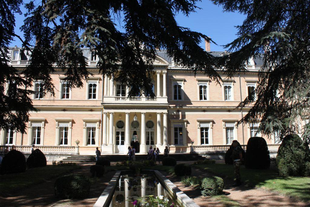Toulouse et la brique for Jardin niel toulouse
